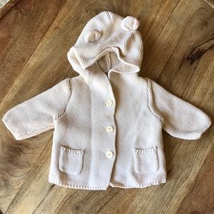 Baby Gap Knitted Bear Sweater